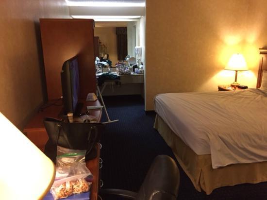 Quality Inn Phoenix North I-17: Standard King Size room