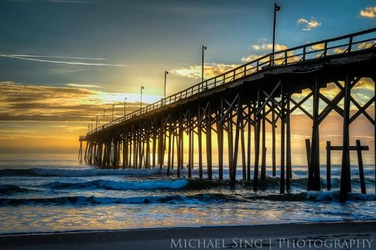 The Savannah Inn: Carolina Beach Fishing Pier