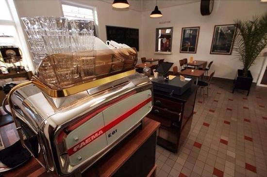 Velodrom Kaffebar