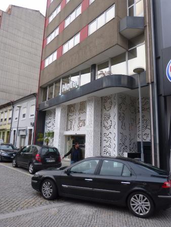 Urban Hotel Amadeos : Fachada