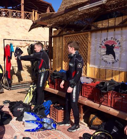 Extra Divers Equinox