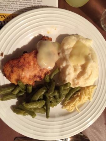 Amish Heartland Tours: Our Dinner