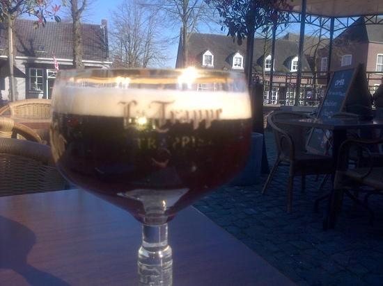 De Bengel Hotel Restaurant: fine views from the De Bengle