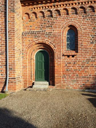 Roedby, Danemark : 8 centuries old