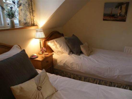 Latchetts Cottage : Twin Room