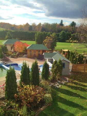 St-Ignace-de-Stanbridge, แคนาดา: Extérieur