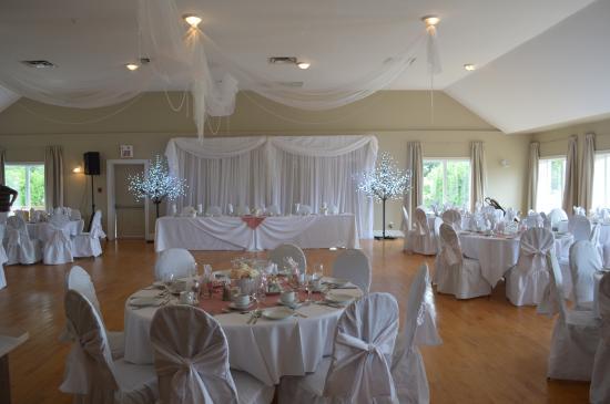 St-Ignace-de-Stanbridge, แคนาดา: Salle de réception Le Fontenel