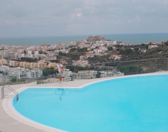 Coppitella, Italien: La piscina