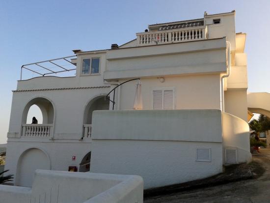 Coppitella, Italien: La villa
