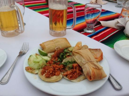 Delicous food picture of fiesta americana puerto for Americana cuisine