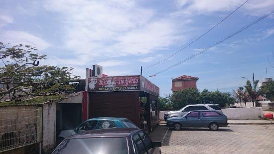 Praia do Sonho, SC: local