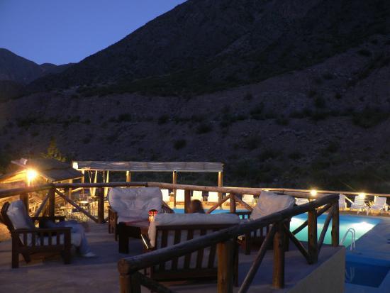 Cabanas Pueblo del Rio
