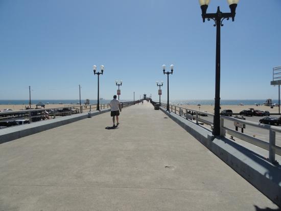 Pier At Seal Beach