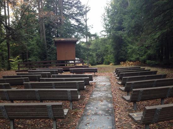 Chapman State Park: Amphitheatre