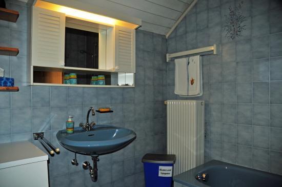 Aggsbach Markt, Austria: Bathroom