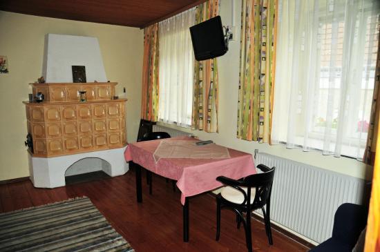 Aggsbach Markt, Österreich: Living Room/Bedroom