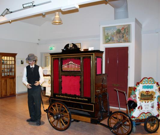 Kijk en luistermuseum Bennekom