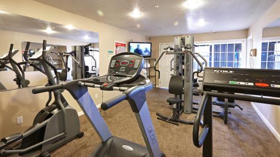 Sandman Hotel: Fitness center
