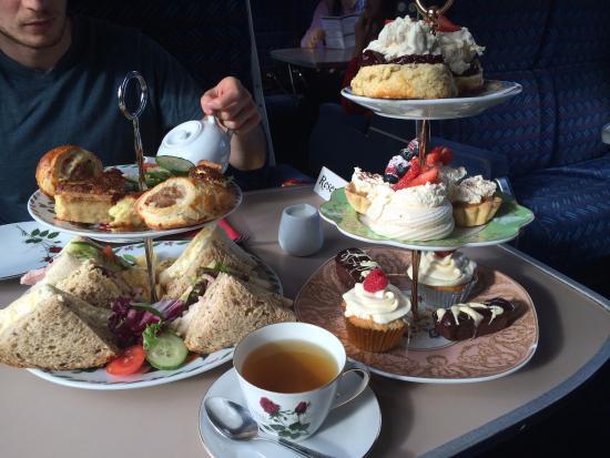 Tea Room Bellingham Northumberland