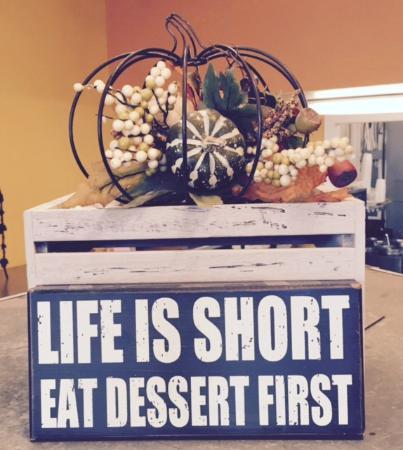 Lynden Dutch Bakery: Dessert First!