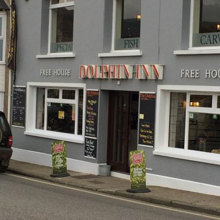 Foto de The Dolphin Inn Restaurant