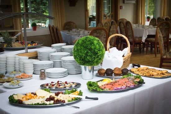 St-Ignace-de-Stanbridge, แคนาดา: Salle  à manger