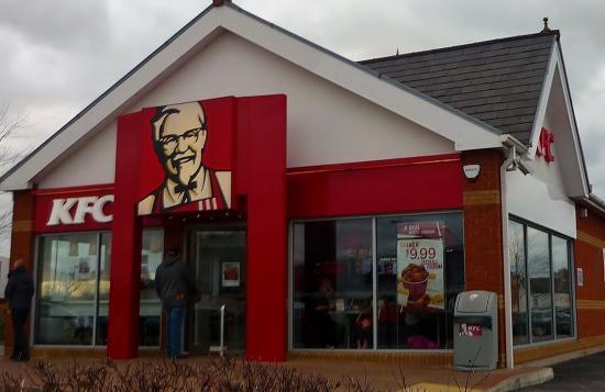 KFC Crewe