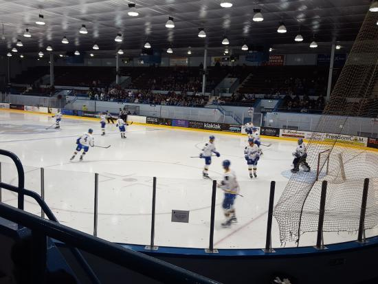 Murrayfield Ice Rink: Edinburgh Vs Fife