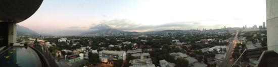 Habita MTY : Panorama from the rooftop