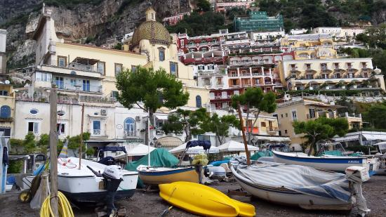 Johnny's Tour Service - Day Tours: Positano, Italy