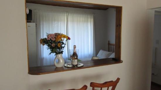 Paradise Heads: Breakfast Bar Outeniqua