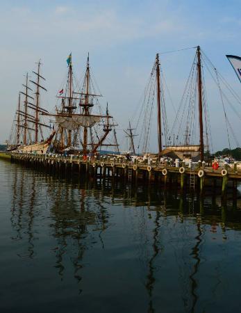 Orient, estado de Nueva York: view from dock