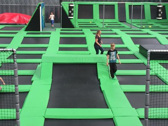 Hangar 5 Trampoline Park & Soft Play Centre