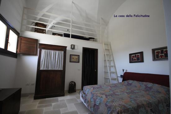 camera matrimoniale con soppalco - Foto di La Casa della Felicitudine ...