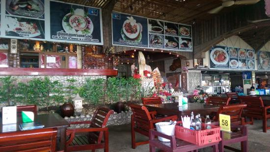 Lamer Seafood Restaurant : The restaurant