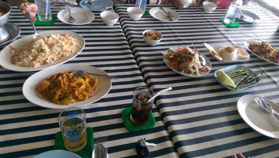 Lamer Seafood Restaurant : Lunch