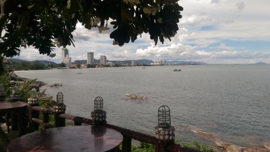 Lamer Seafood Restaurant: Hua Hin bay