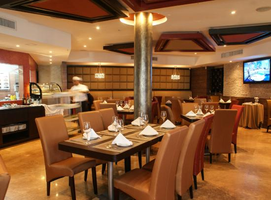 InterContinental Maracaibo: Arrosto Grill House
