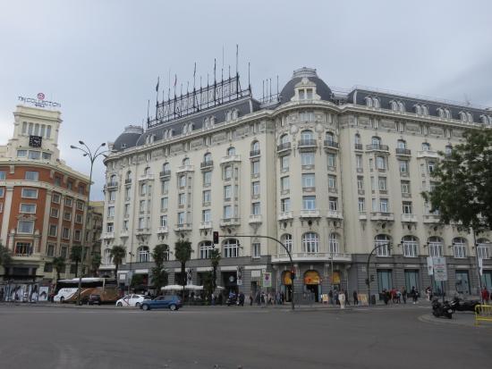 Hotel von au en foto di the westin palace madrid madrid - Hotel the westin palace madrid ...