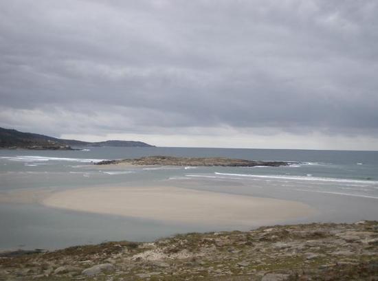 Dunas de A  Barra照片