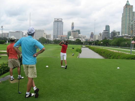 The Royal Bangkok Sports Club: Golf