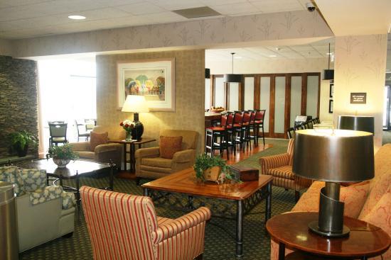 Hampton Inn Bloomsburg: Hotel Lobby