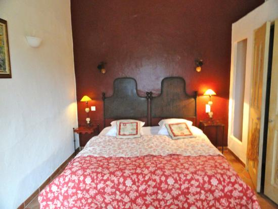 Лань, Франция: Our room