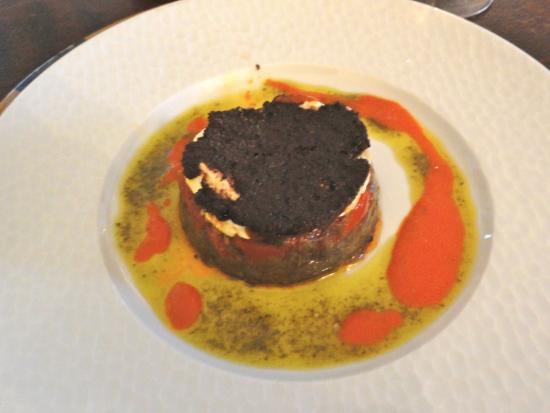 Lagnes, Francia: Dinner by Julien...