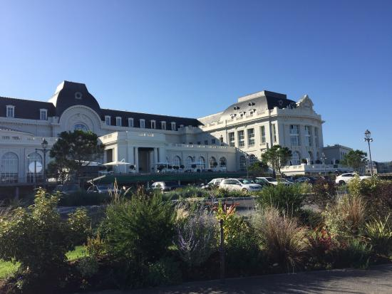 Cures marines trouville hotel thalasso spa photo de cures marines trouville hotel thalasso - Hotel cures marines trouville ...