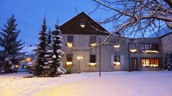 Lind, Германия: Aussenansicht im Winter