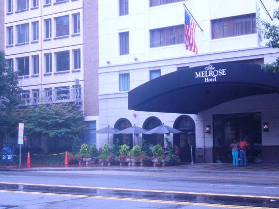 The Melrose Georgetown Hotel Foggy Bottom Washington 1