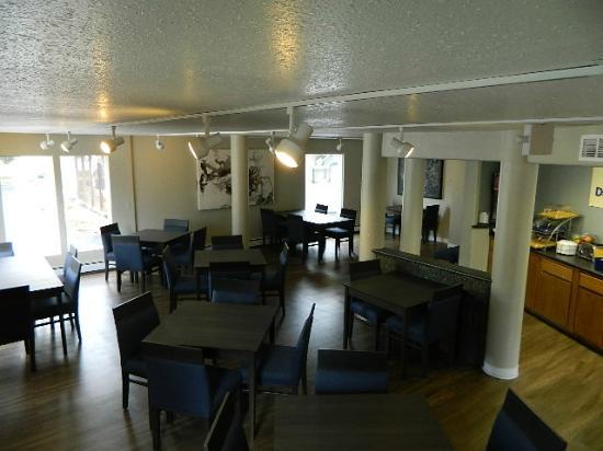 Days Inn by Wyndham Durango : Dinning Room