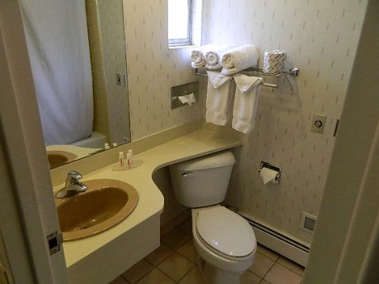 Days Inn Durango: Bathroom