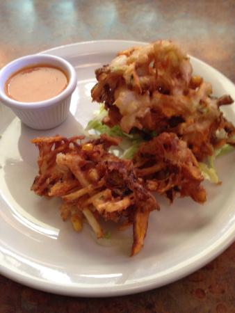 Keego Harbor, MI: Bakwan – Shrimp Fritters